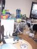 Büro und Tombola